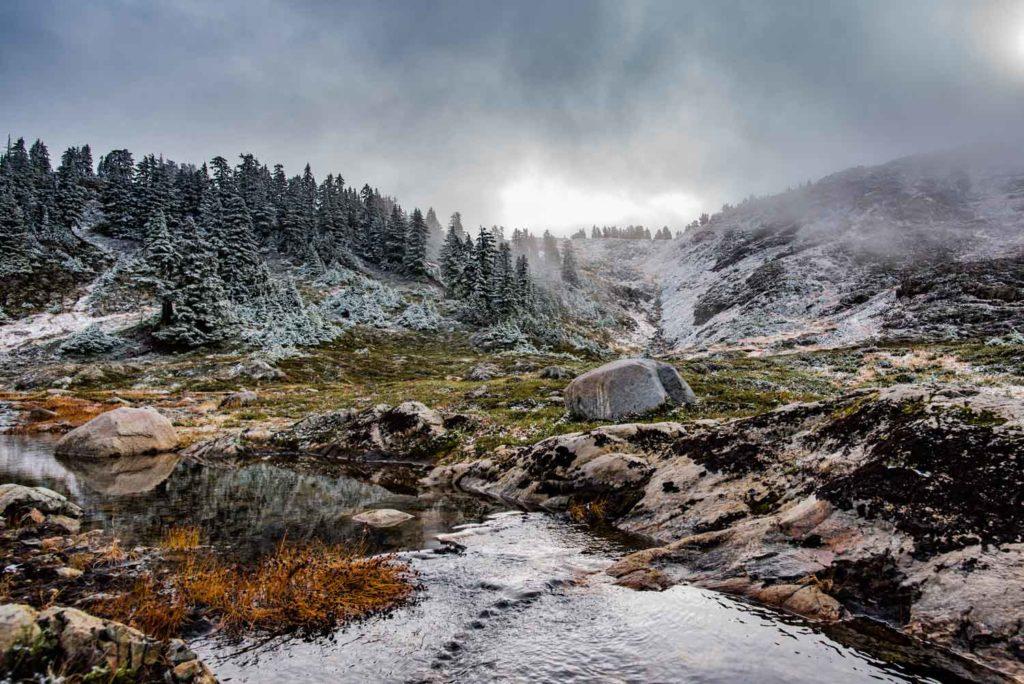Misty Landscapes Tim van den Boog
