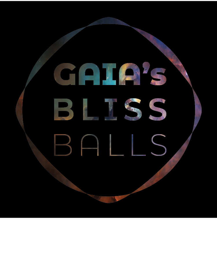 TIMIT Logo Development - GAIA's bliss balls