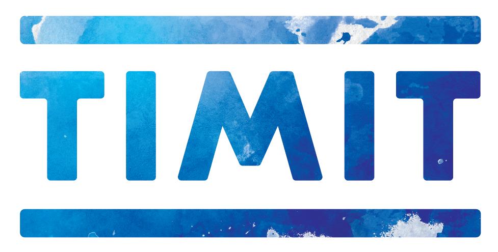 Logo TIMIT Tim van den Boog